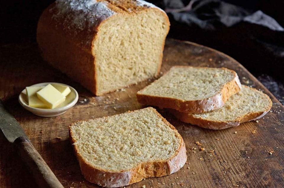 chléb bez lepku