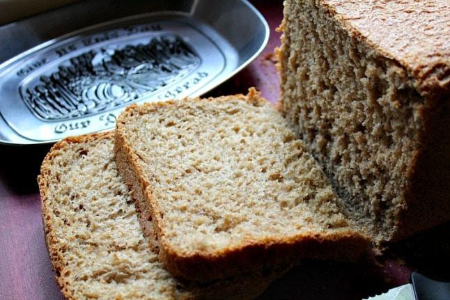 chléb s kváskem