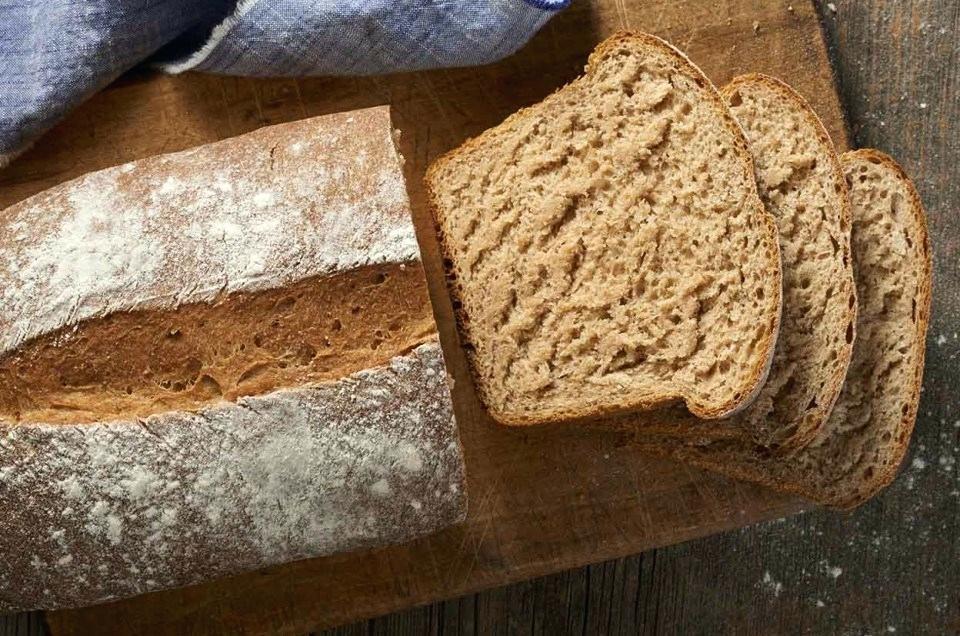 chleba z kvásku