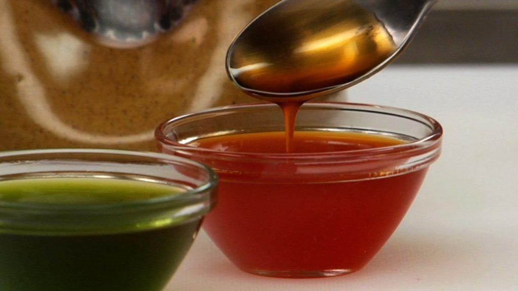 švestkový olej