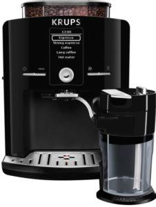 plnoautomatický kávovar Krups