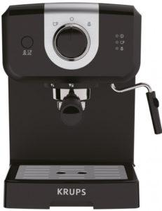 pákový kávovar Krups