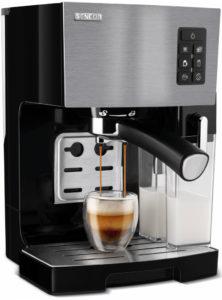 Pákový kávovar Sencor