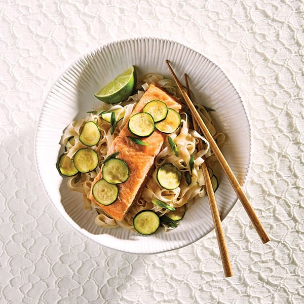 Pečená ryba na asijský způsob