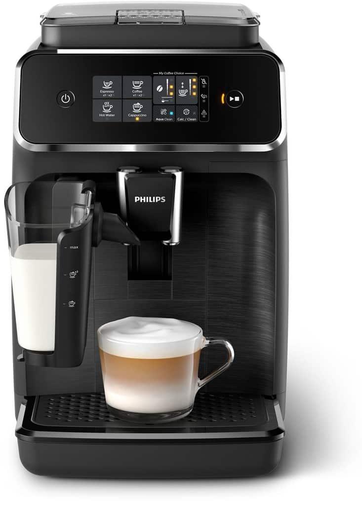 K oblíbeným značkám kávovarů patří i Philips.
