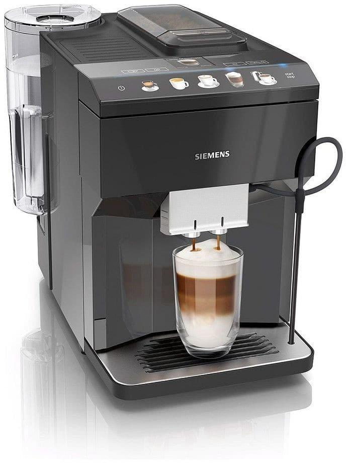 Plně automatický kávovar Siemens.