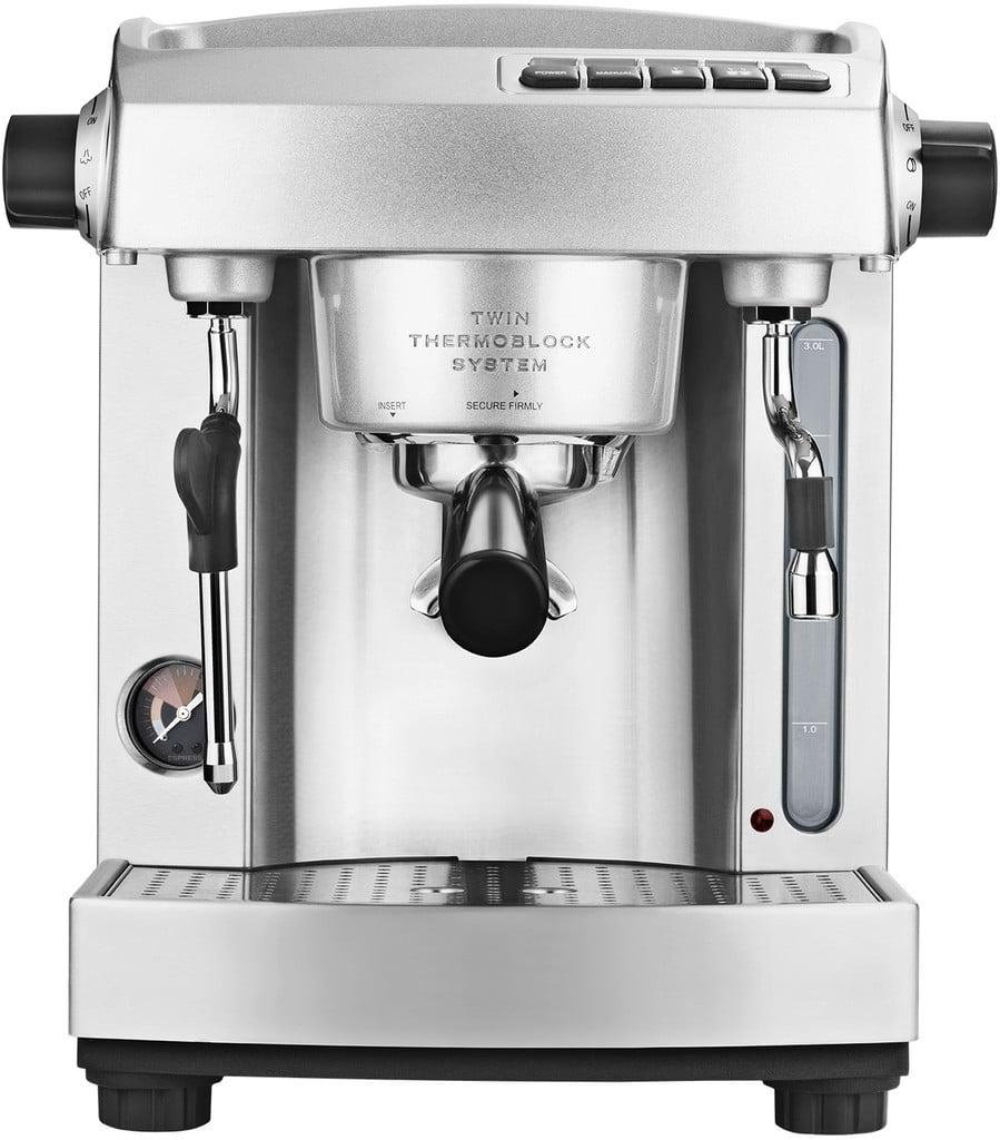 Náročné uživatele potěší kávovary Catler.