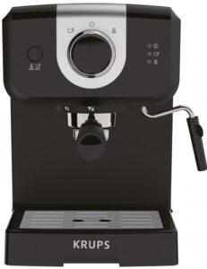 Pákovým kávovar Krups budete potěšeni zejména z hlediska nízké ceny.