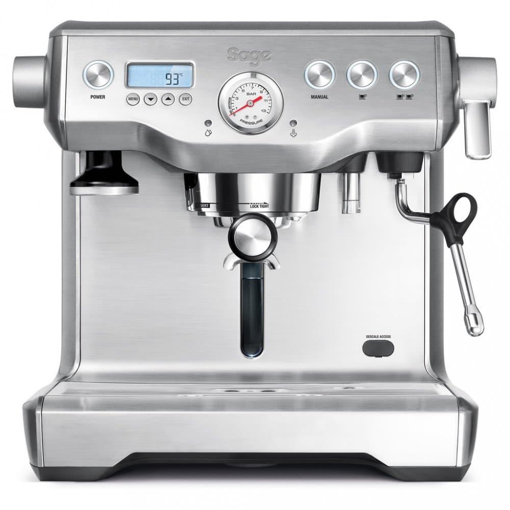 Kvalitní kávovar Sage nejen pro prefesionály.