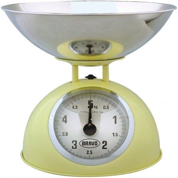 Retro kuchyňská váha.