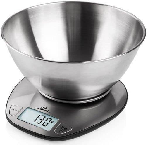 Váha do kuchyně s mísou.