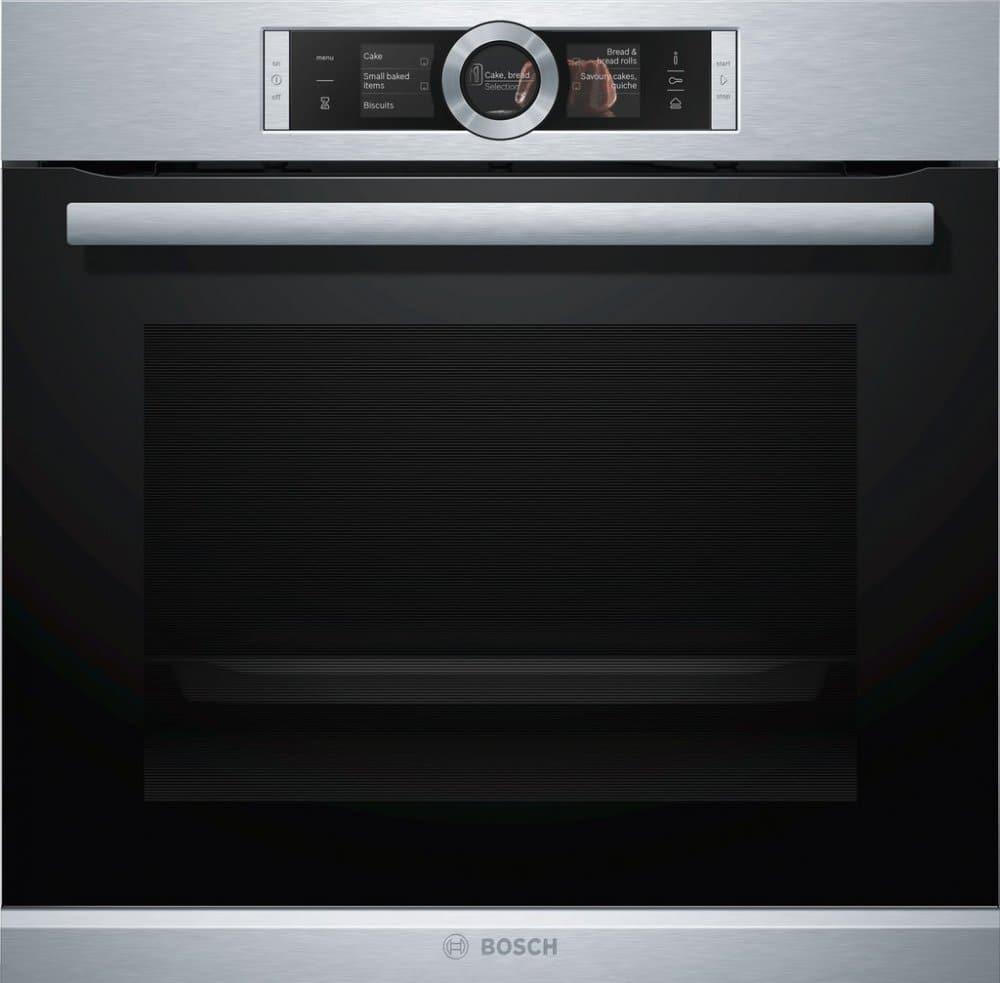 Trouba Bosch s parním vařením a pomalým vařením je luxus do každé domácnosti.