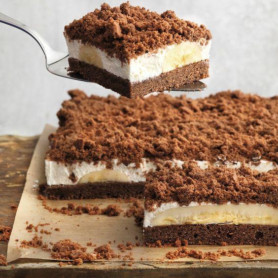 Tvarohový dort krtinec pečený na plechu