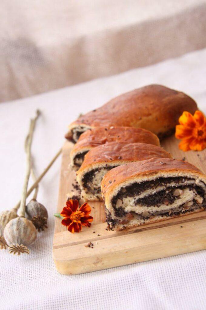 Slaďoučká nádivka dochucená medem na plnění koláčů a buchet.