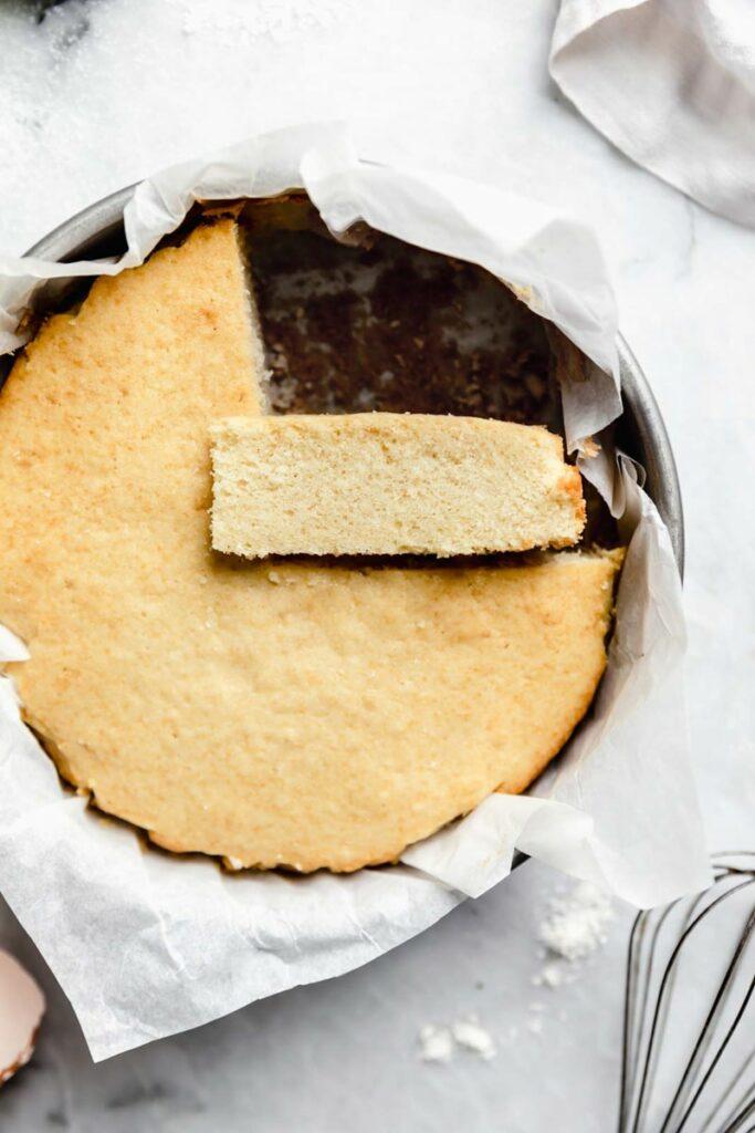 základní vanilkové dortové těsto pro každou příležitost